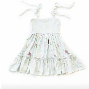 Well Dressed Wold Omi Jo Mermaid  Dress & Blooms 4